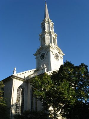 First Unitarian Church of Providence is an important, historic building that is both beautiful and fascinating.