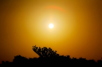 Don't miss the sun rise in Lanzarote