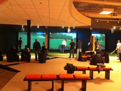 Optigolf golf simulators