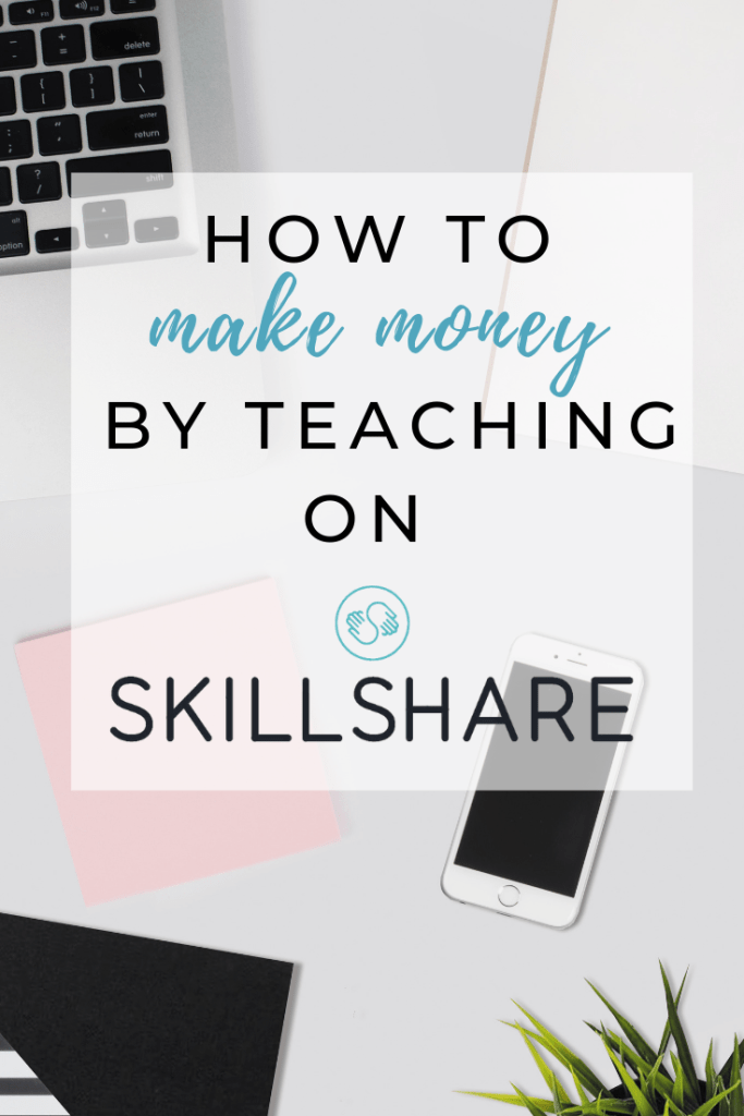 teach a class on skillshare