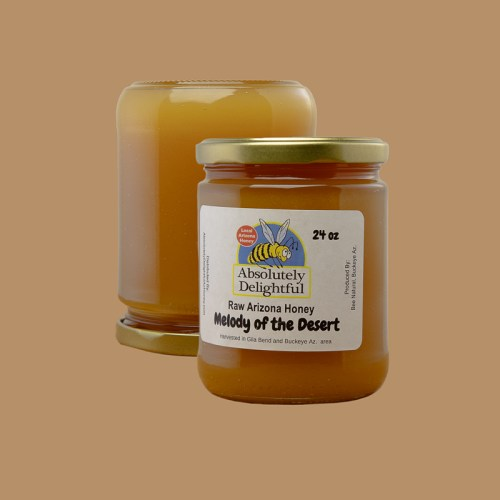 Two Floating Melody of the Desert Medium Jars