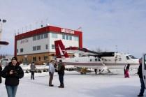 Our Air Tindi ski plane