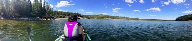 """Adventuring on """"Beaver Lake"""""""