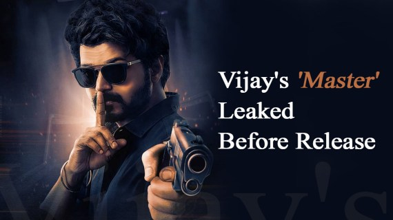 Vijay's 2021  'Master' Leaked. Turns Out To Be A 'Disaster'.