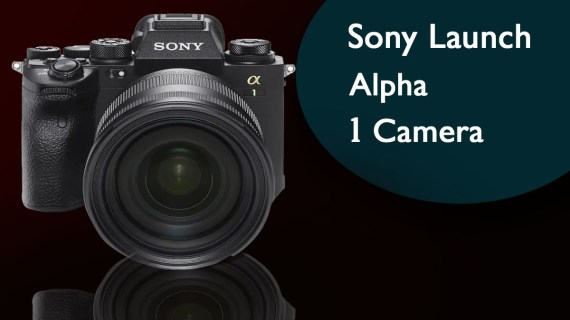 Sony Launched Alpha 1, A  New Mirrorless Camera.