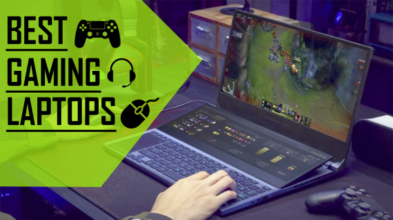 Best Gaming Laptops For PC Gamers