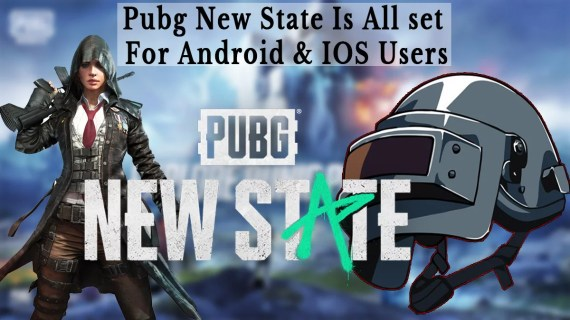 Pubg New State Is All Set For Android & IOS Users