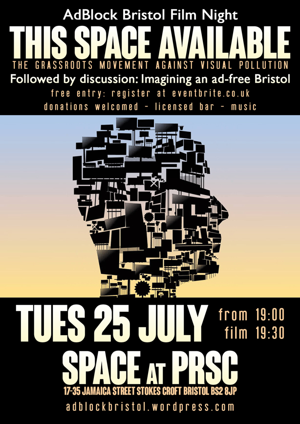 Film night: This Space Available – 25 July 2017