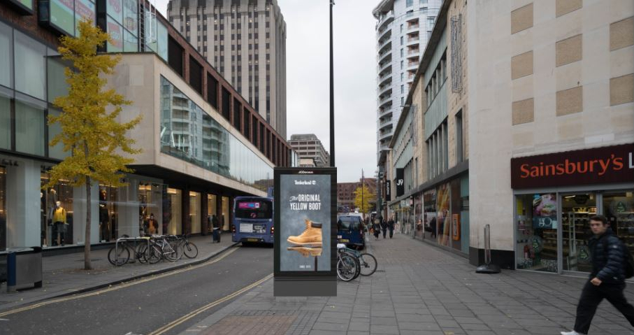 Do we really need 18 new digital ad boards in Bristol city centre? We can stop them.