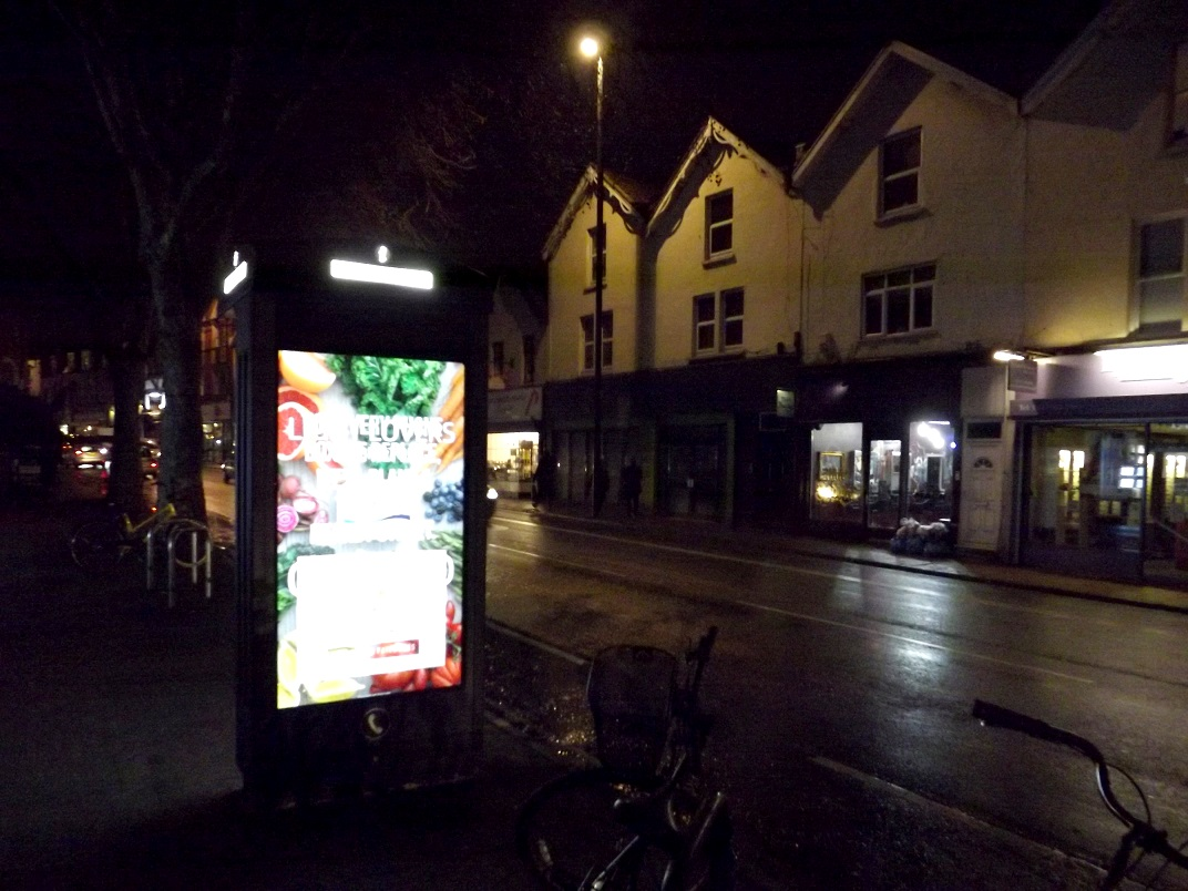 Bristol City Council fails to prevent a marked increase in commercial 'visual clutter' on our streets