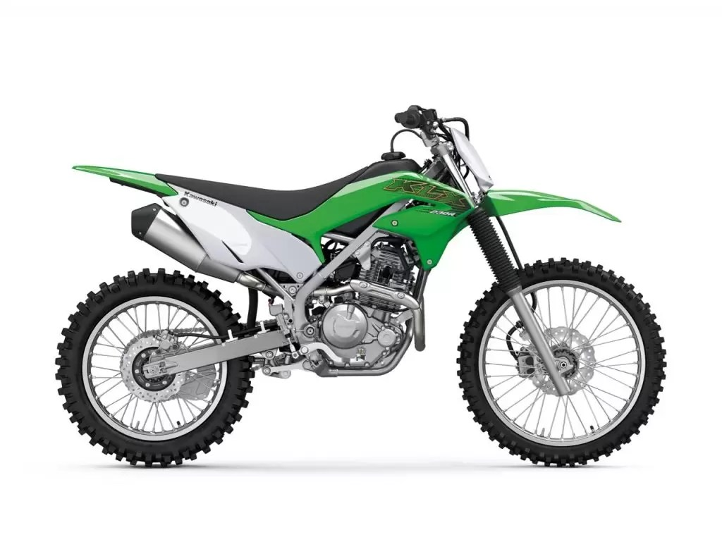 Kawasaki Off Road Models Revealed New Klx300r