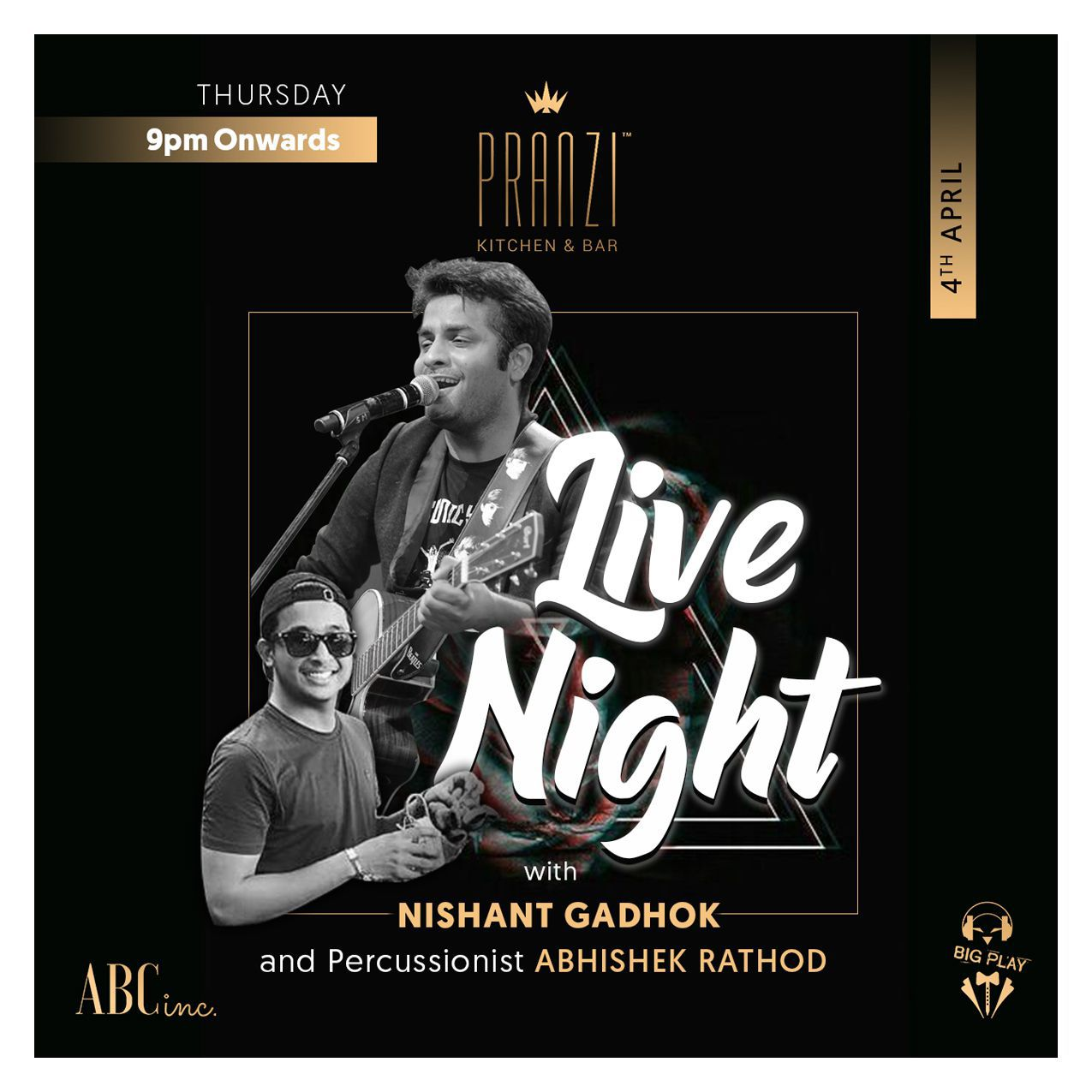 Live Night at Pranzi 2
