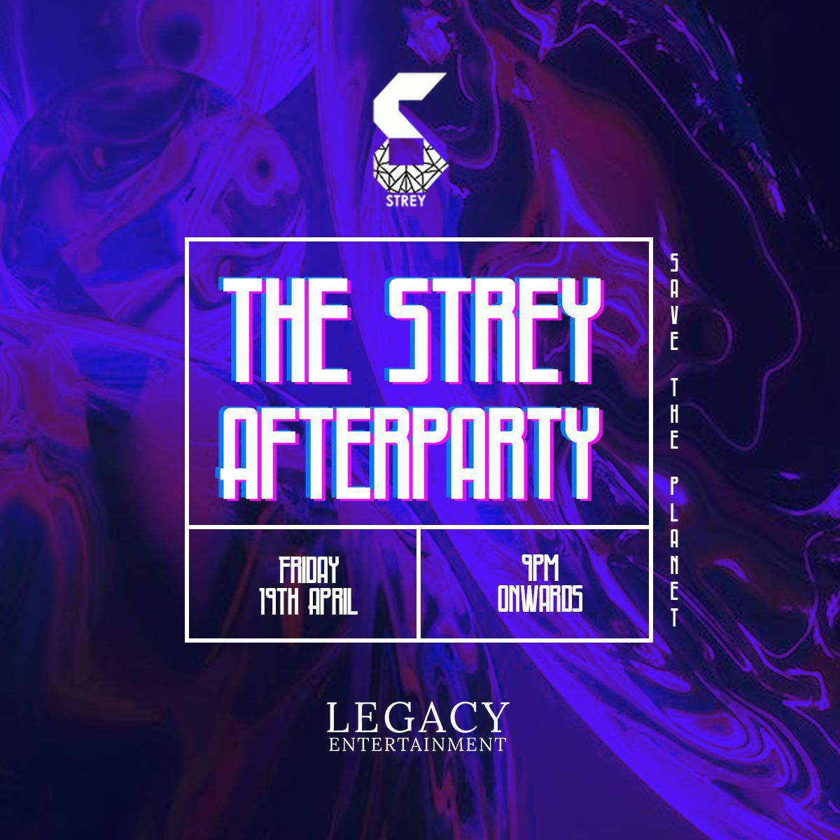 The Strey Afterparty
