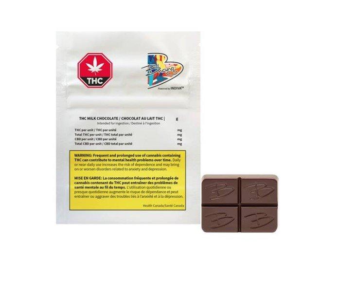 Bhang Cannabis Chocolate
