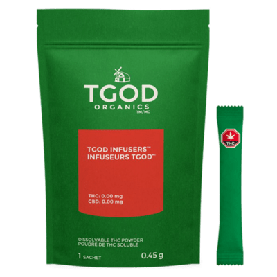 TGOD Cannabis Infusers