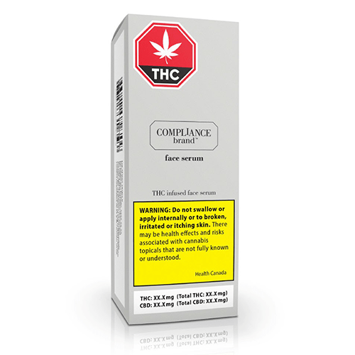 Compliance Brand Cannabis Topicals