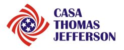 Logo Casa Thomas Jefferson ii