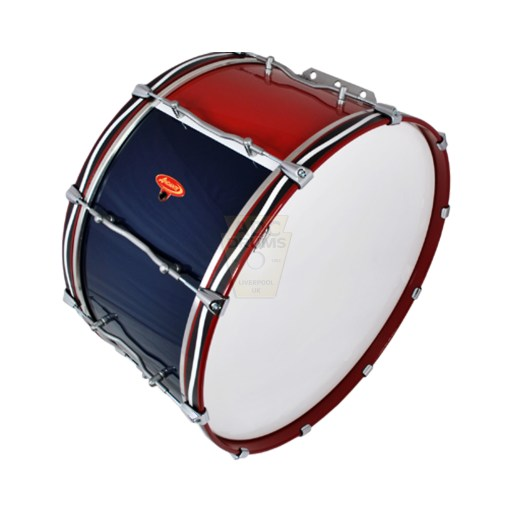 Andante-Advance-Military-Bass-Drum-top-view