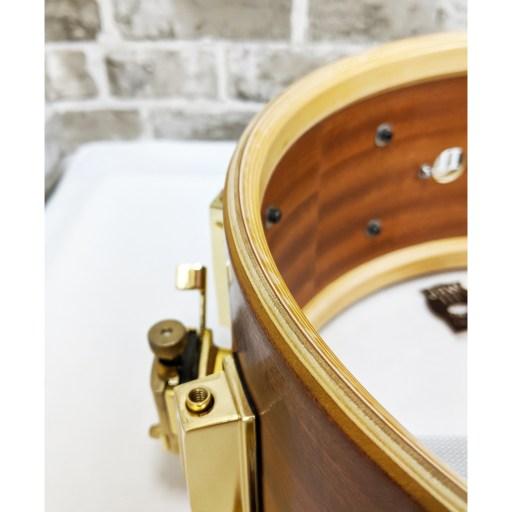 "WFLIII 1728N Series Classic Mahogany 14"" x 6.5"" Snare Drum w/ Brass Hardware"