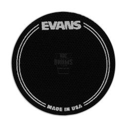 Evans-Nylon-single-Kick-Pad