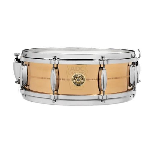 Gretsch-USA-Phosphor-Bronze-14x5-Snare-Drum