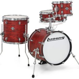 Ludwig Breakbeats Questlove Drum Kit Mojave Swirl - In Stock! 1