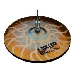 """UFIP Tiger 13"""" Hi-Hat Cymbals 4"""