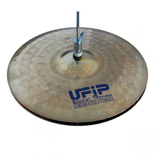 "UFIP Bionic 13"" Hi-Hat Cymbals 1"