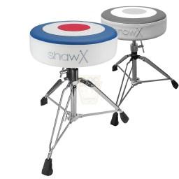 Shaw 'Target' Round Drum Thrones