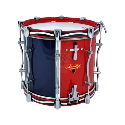 Andante Advance Military Snare Drum