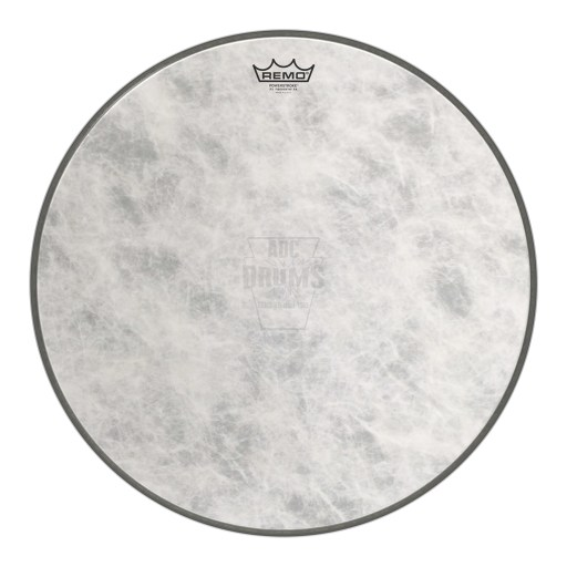 "Remo 24"" Fiberskyn Powerstroke 3 Ambassador Bass Drum Head"