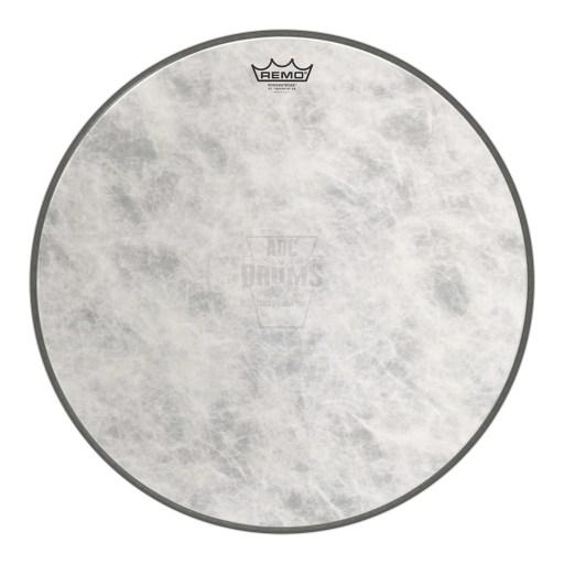 "Remo 24"" Fiberskyn Powerstroke 3 Ambassador Bass Drum Head"