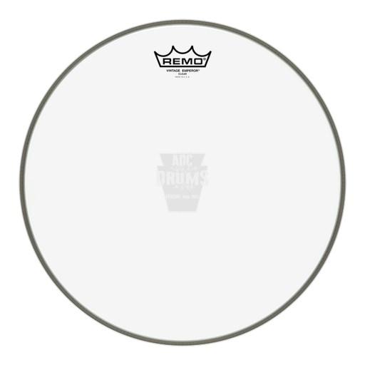 """Remo 12"""" Clear Vintage Emperor Drum Head"""