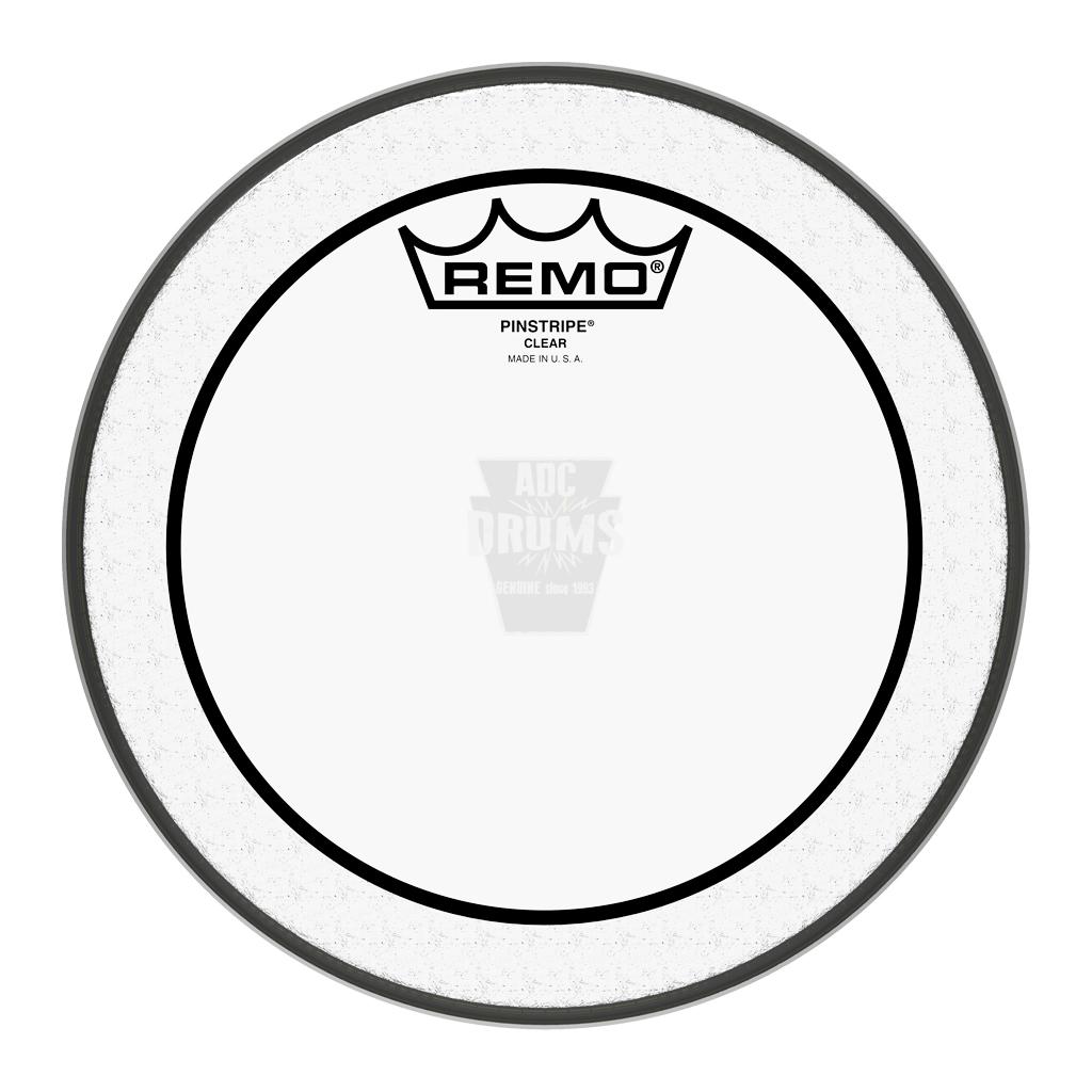 Remo 20 Clear Pinstripe Bass Drum Head