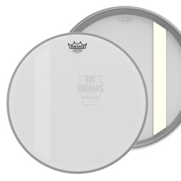 "Remo 26"" Coated Powerstroke 3 Felt-Tone Bass Drum Head"