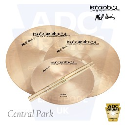 Istanbul Signature Mel Lewis Central Park Cymbals
