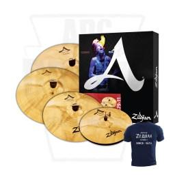 Zildjian A Custom Cymbal Pack A20579-11