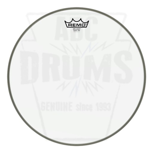 Remo Diplomat Hazy Snare Side Skin Drum Head