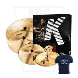 K Zildjian Cymbal Pack K0800
