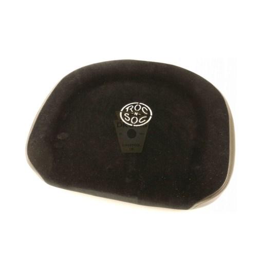 Roc-n-Soc Black Square Seat Top