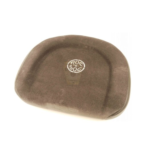 Roc-n-Soc Grey Square Seat Top