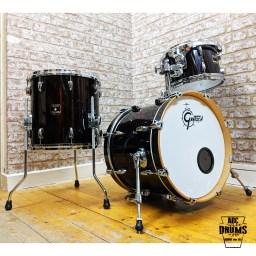 Gretsch Renown Maple Dark Walnut Bop Drum Kit
