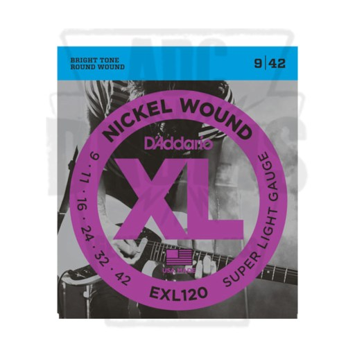 D'Addario XL Guitar Strings
