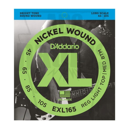 D'Addario XL Bass Strings