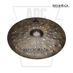 Istanbul Xist Dark Dry Crash Cymbal
