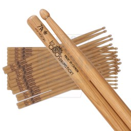 Los_Cabos_Red_Hickory_7A_WT_Sticks-Brick