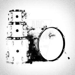 Gretsch Renown Maple drum shells