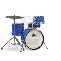 Gretsch Catalina Club Downbeat_Blue_Satin_Flame