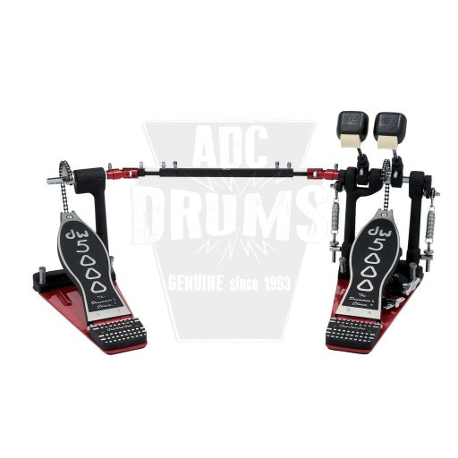 DW 5000 Double Pedal Single-Chain_Accelerator