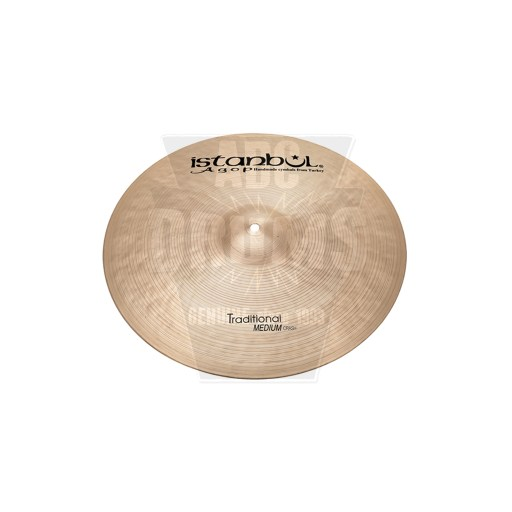 Istanbul Traditional 16-inch Medium Crash